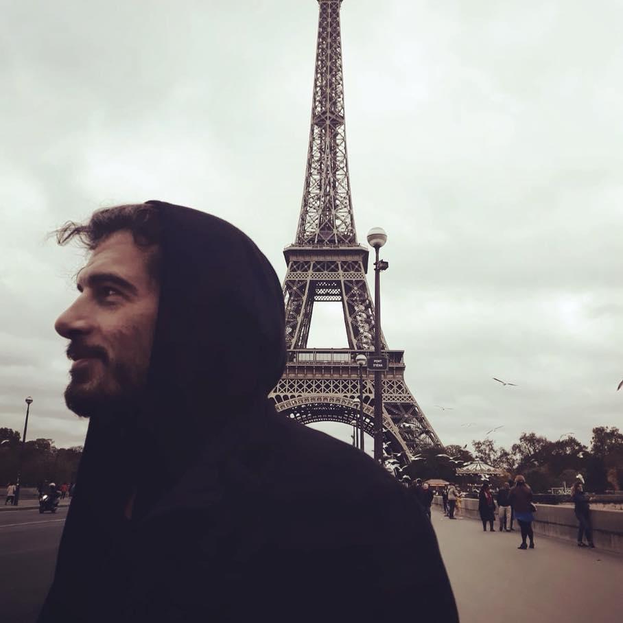 Photo de Mattia, Composer