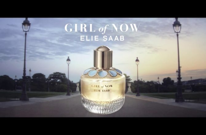 Elise Saab – Girl of now