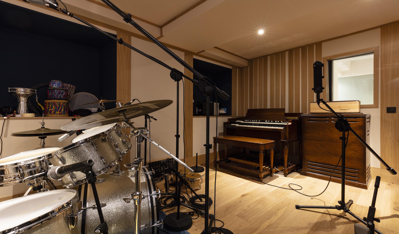 Photo de nouveau studio