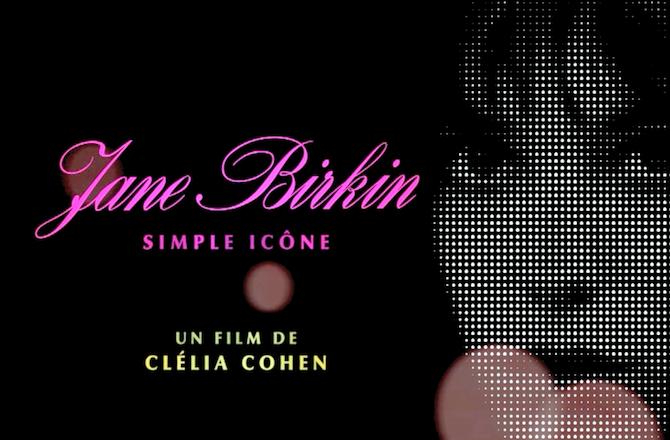 Jane Birkin, simple icône