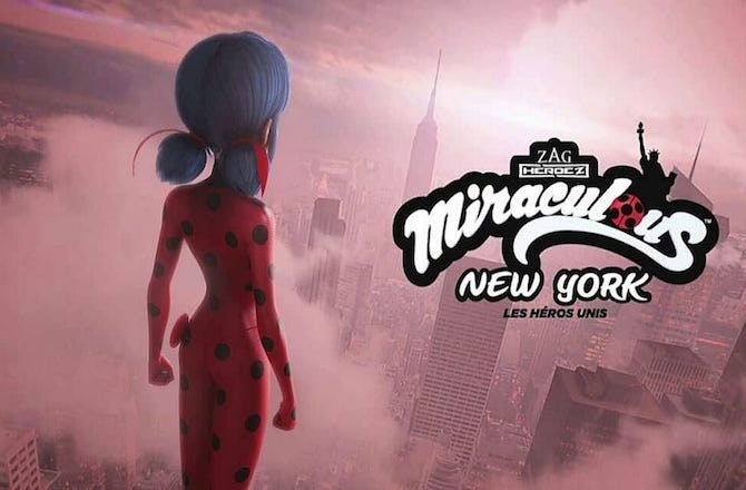 Miraculous : New York, les héros unis